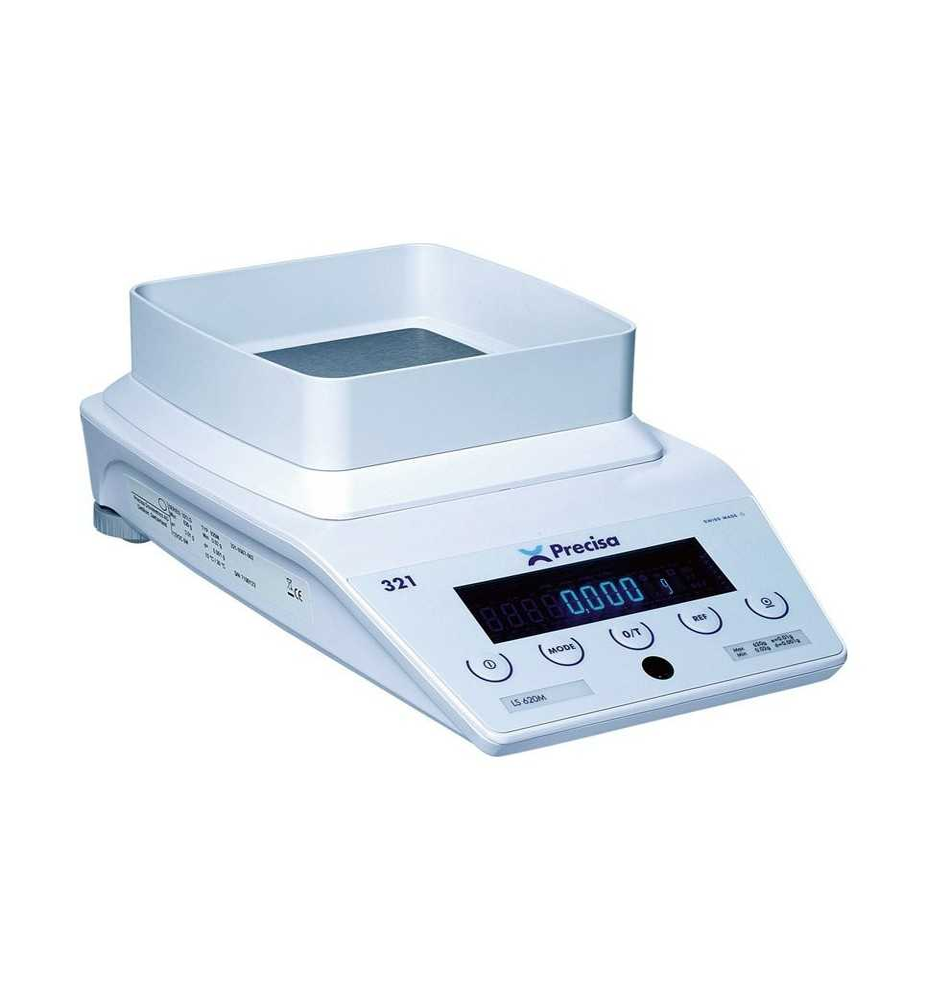 Balance de précision Precisa LS 920M 1 mg