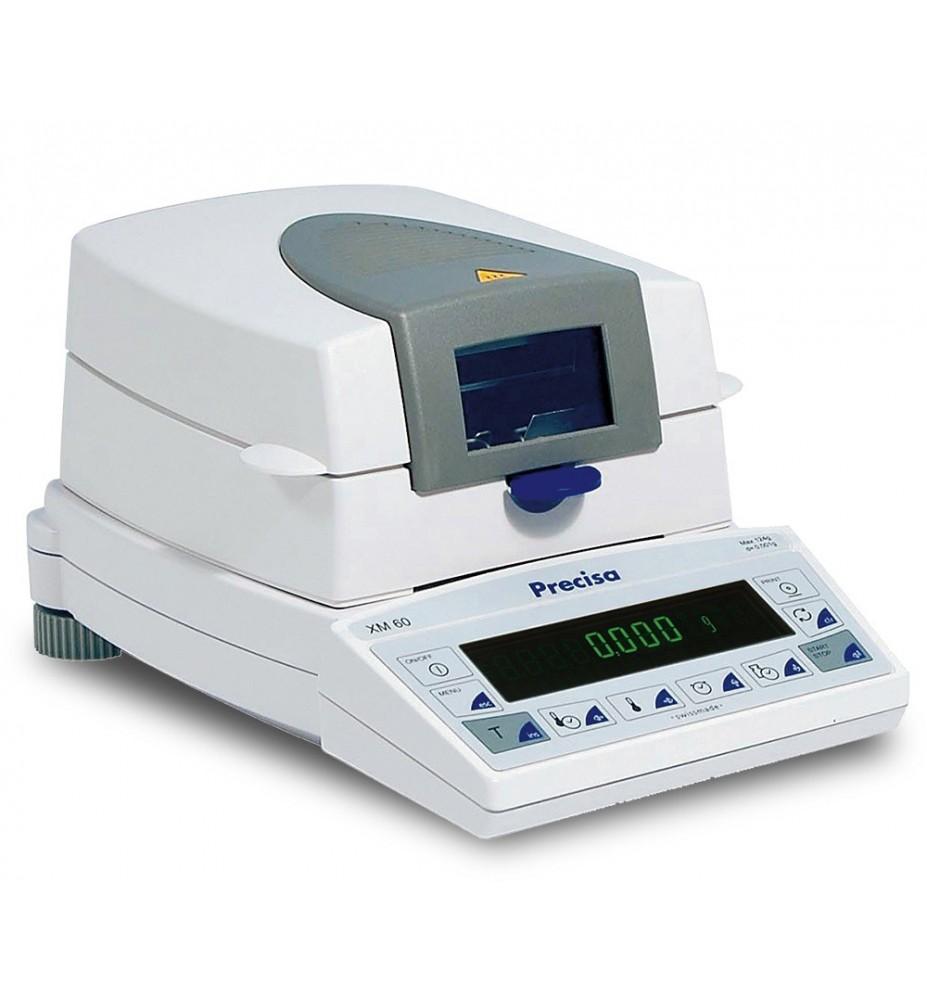Analizzatore di umidità Precisa XM 60-HR