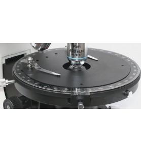 Microscopio polarizzatore professionale KERN OPN 184 da 100 watt