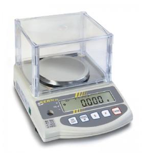 Bilancia di precisione KERN EW 220-3NM con sistema di pesatura a diapason