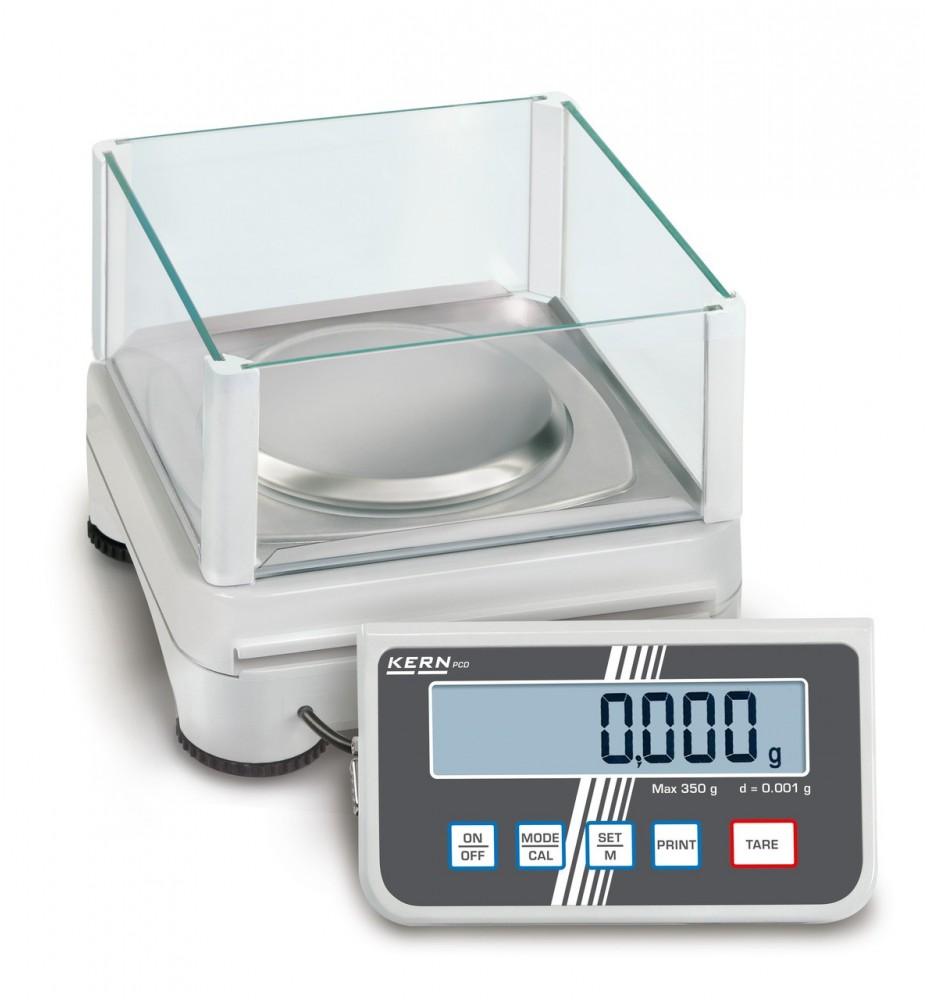 Balance de précision haute résolution KERN PCD 250-3