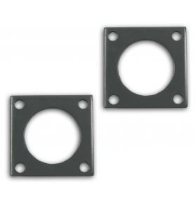 KERN BIC-A07 Fussplatten-Paar