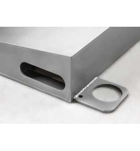 Rampe d'accès KERN BKN-A01, acier inoxydable