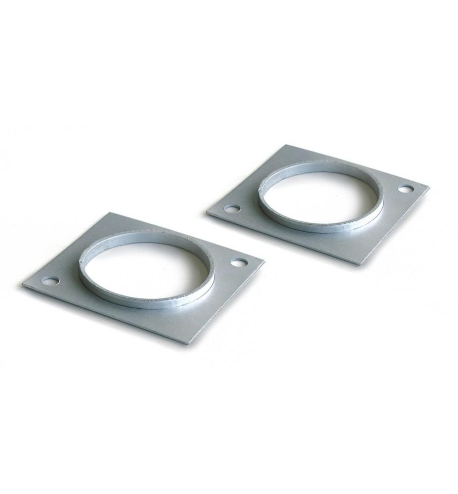 KERN BKN-A07 Fussplatten-Paar