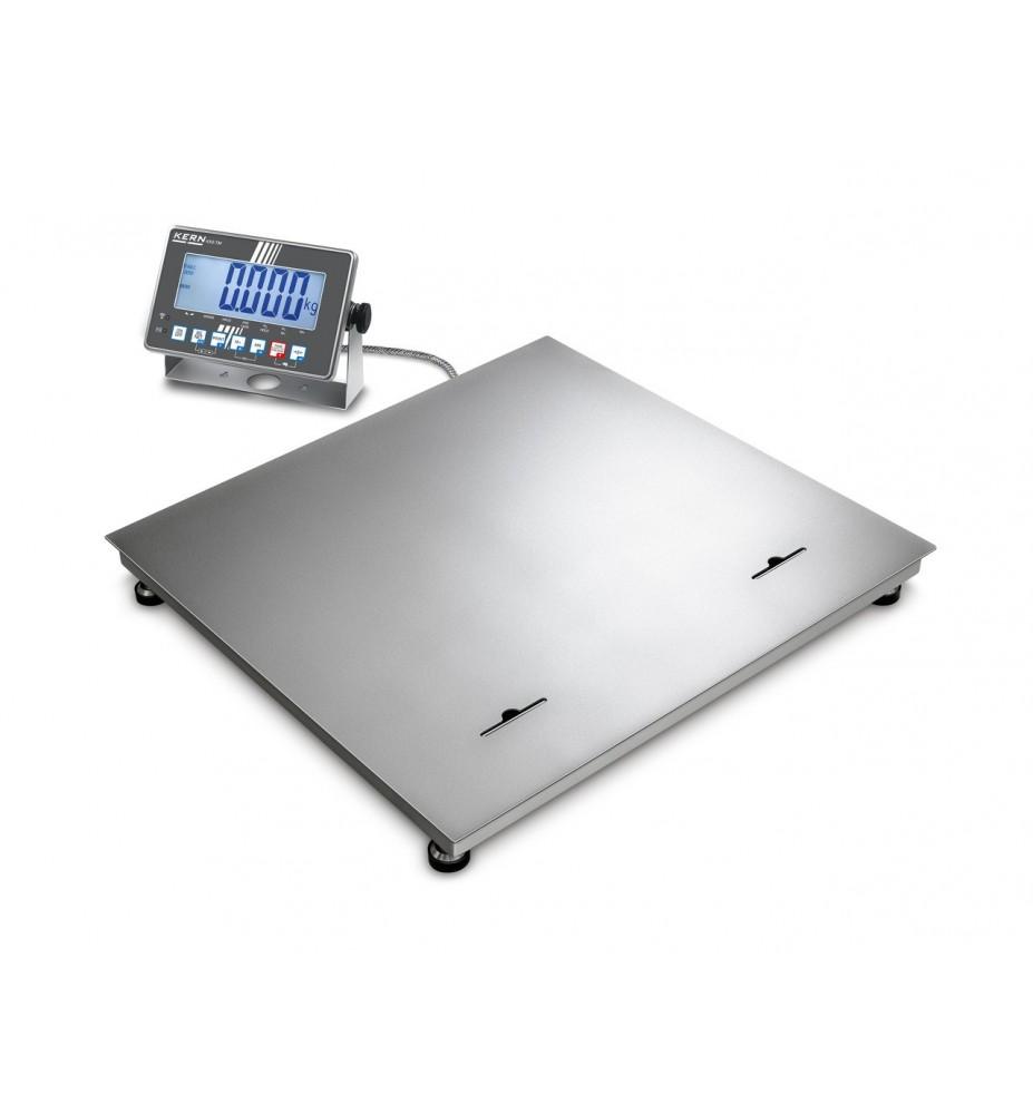 Balance au sol en acier inoxydable KERN BKN 600K-1M