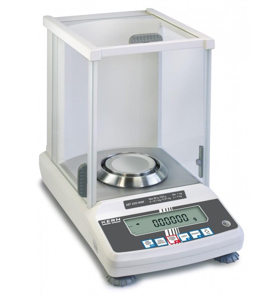 Balance analytique KERN ABT 120-4NM