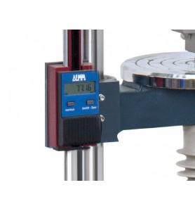 SAUTER LB-A02 Anbringen des Längenmessgeräts