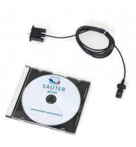 Logiciel de transfert de données SAUTER ATU-04