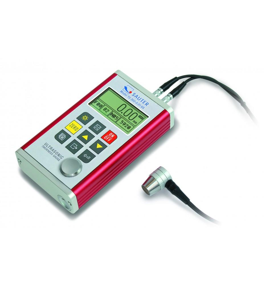 Misuratore di spessore del materiale SAUTER TU 80-0.01US.