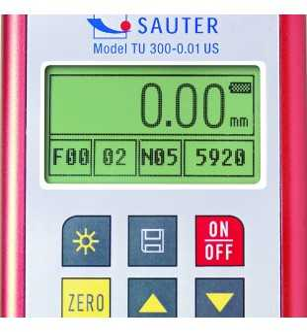 Materialdickenmessgerät SAUTER TU-US
