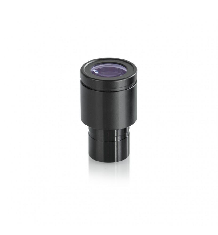 Oculaire (Ø 23,2 mm): HWF 10 × / Ø 18,0 mm