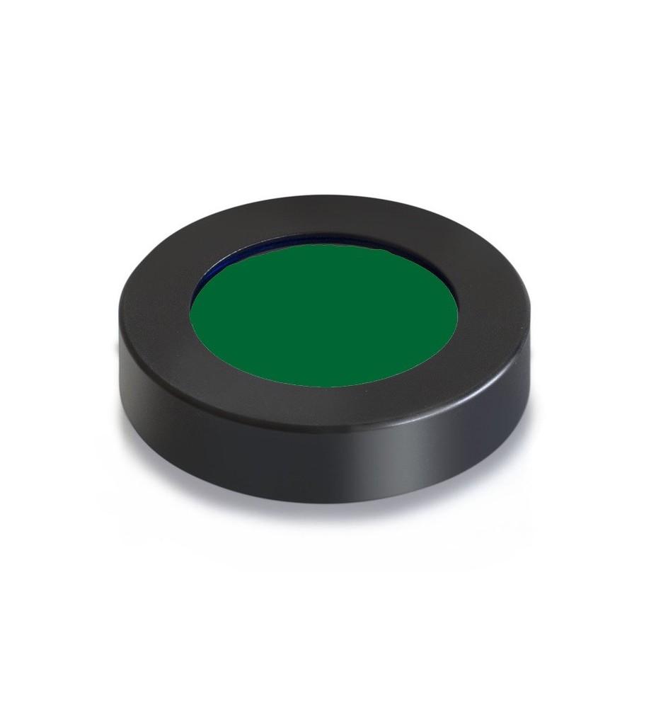 Filtre de couleur pour vert clair transmis