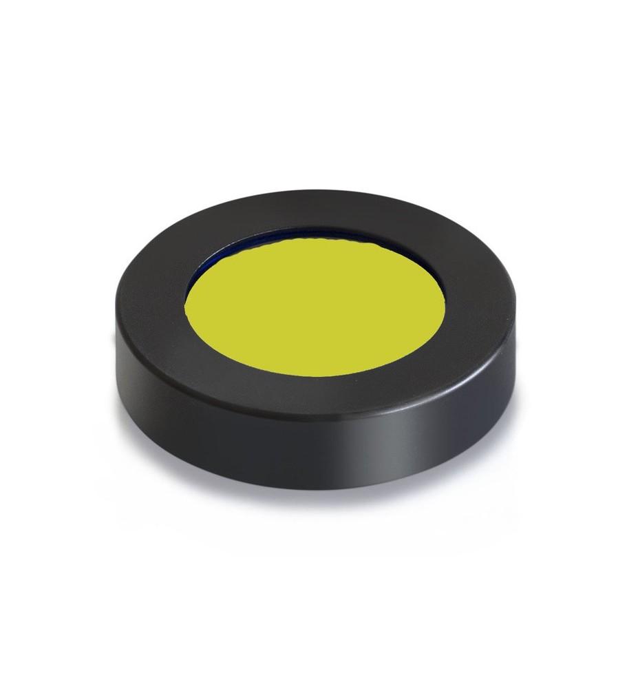 Filtro colorato per luce trasmessa giallo