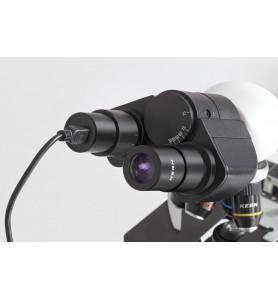 Caméra microscopique pour l'oculaire
