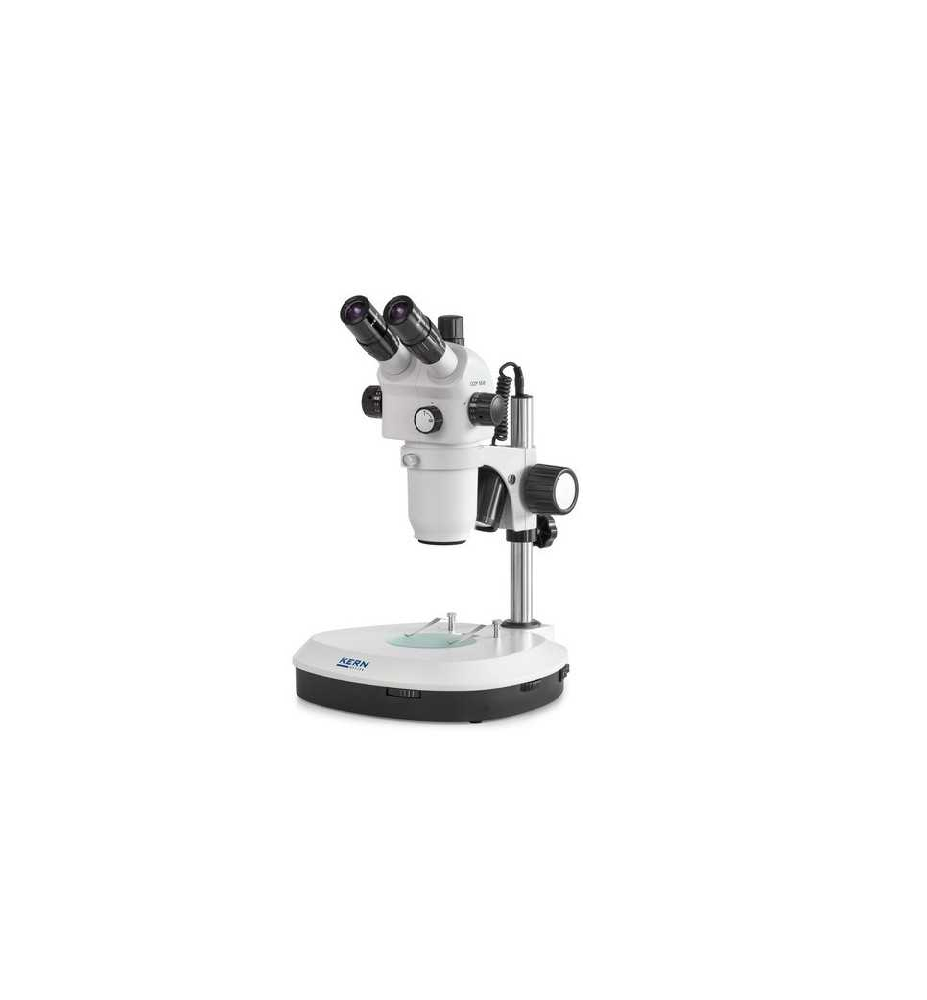 Stereo-Zoom-Mikroskop KERN OZP 556 Binokular