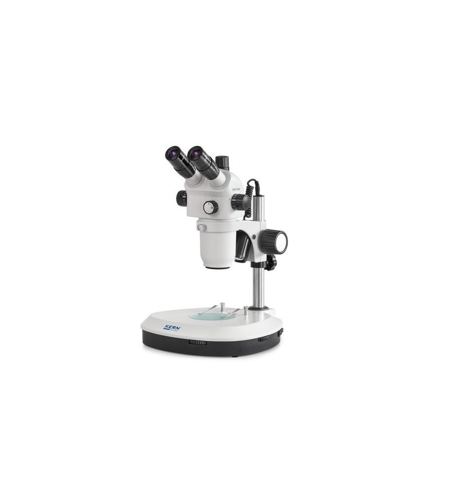 Microscopio stereo zoom binoculare KERN OZP 558