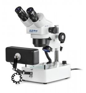 Microscope à bijoux KERN OZG 493