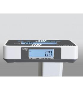 Bilance pesapersone calibrate con misuratore di taglia KERN MPE