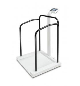 Balance d'aide à la verticalisation KERN MTA, calibrée