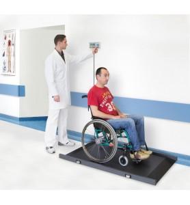 Rollstuhlwaage KERN MWS, geeicht