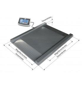 Pèse-personne KERN NFB jusqu'à 600 kg