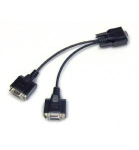 KERN CFS-A04 Y-Kabel zum parallelen Anschluss