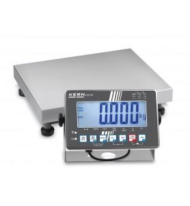 Bilancia a piattaforma in acciaio inox SXS 6K-3M