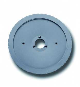 Couteau circulaire à dents longues Revêtement téflon pour ADE PANIS 250