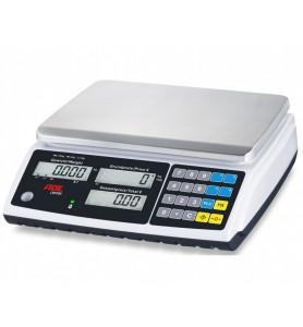 Balance de vente au détail double gamme ADE LW300-6