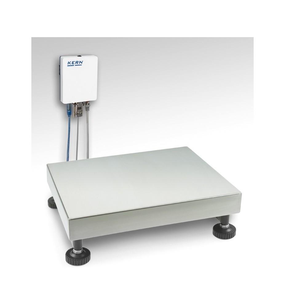Wägeplattform mit A/D-Wandlerbox KGP