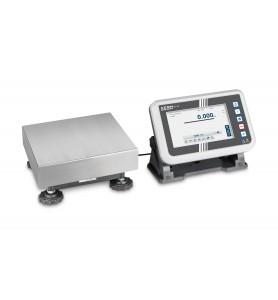Balance plate-forme KERN IFT 10K-4 avec écran tactile