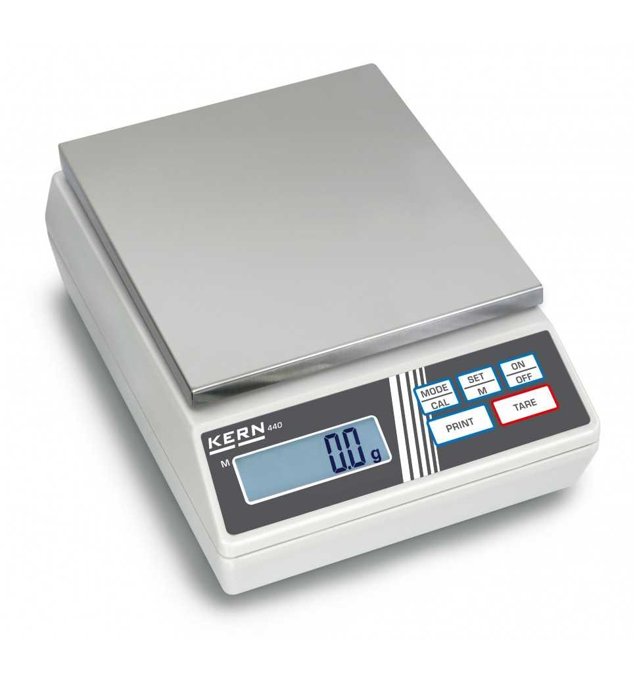 Bilancia da laboratorio KERN 440-53N