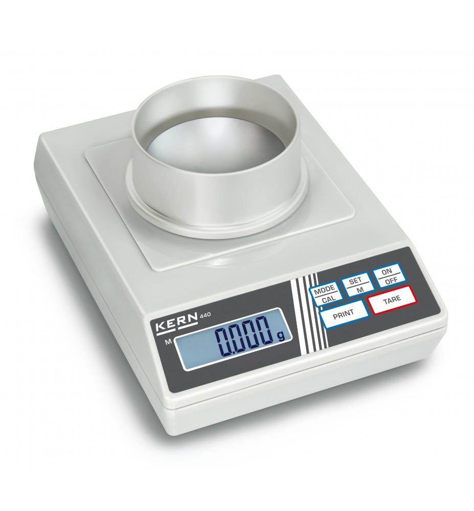 Balance de laboratoire KERN 440