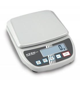 Balance de laboratoire KERN EMS 6K0.1 avec grand plateau de pesée