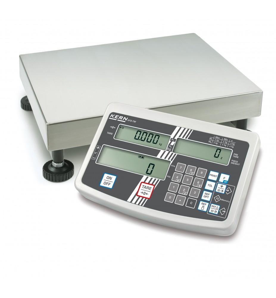 Balances de comptage industrielles KERN IFS