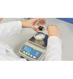 Bilancia di precisione KERN PCB 1000-1 0,1 g