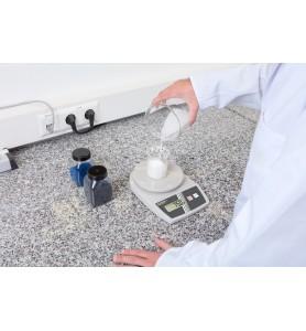 Bilancia da laboratorio KERN EMB 1200-1 per principianti e scuole