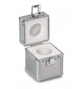 Valigetta con protezione in alluminio per pesi singoli di 10 kg