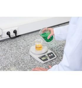 Balance de laboratoire KERN EMB 3000-1 pour les débutants et les écoles