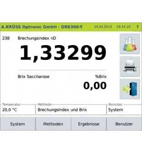 Digitale Refraktometer KRÜSS DR6200