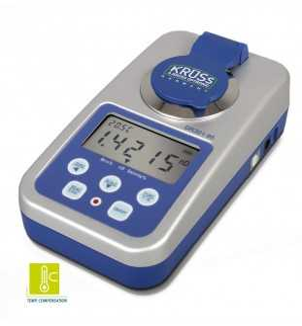 Digitaler Handrefraktometer KRÜSS DR301-95