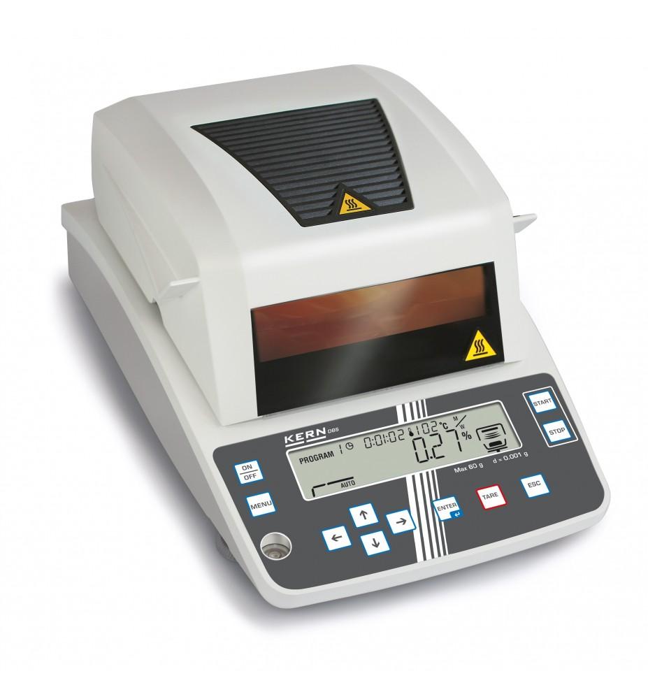Analyseur d'humidité KERN DBS 60-3