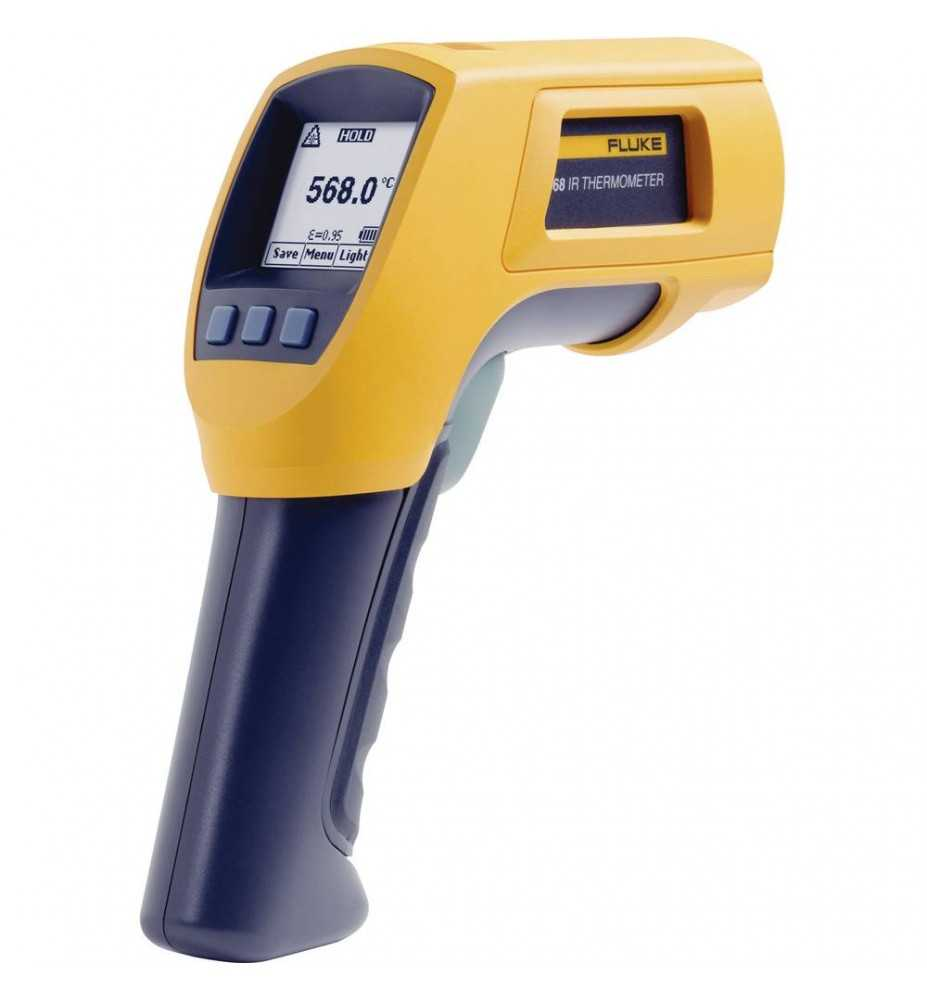 Fluke 568 Kontakt- und Infrarotthermometer