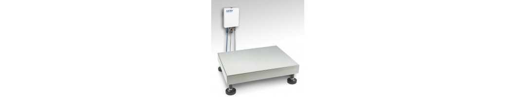 KERN KGP Industrie-Plattform mit A/D-Wandlerbox