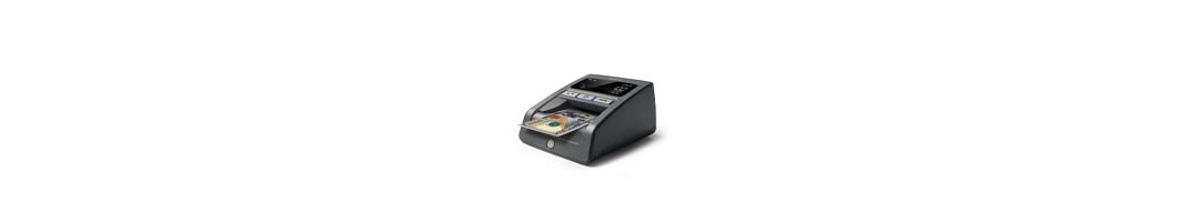 Chèque de contrefaçon avec validateurs de factures automatiques et UV