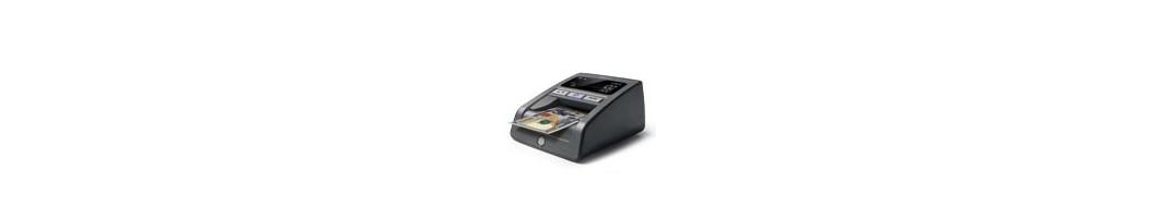 Falschgeldprüfung mit automatischen und UV Geldscheinprüfer