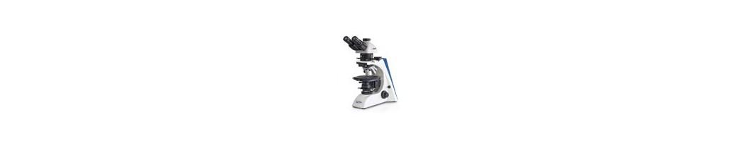 Microscopes pour préparations / échantillons à propriétés polarisantes