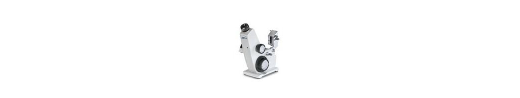 Abbe-Refraktometer ein optisches Gerät zur Bestimmung des Brechungsindex