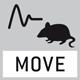 Erschütterungsfreies Wägen (Tierwägeprogramm): Vibrationen werden zur Ermittlung eines stabilen Wägewertes ausgefiltert.