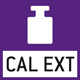 Justierprogramm (CAL): Zum Einstellen der Genauigkeit. Externes Justiergewicht notwendig.